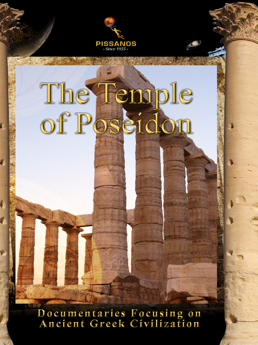 Title details for The Temple of Poseidon by Paul Pissanos Productions & Pissanos Int. Ltd. - Available