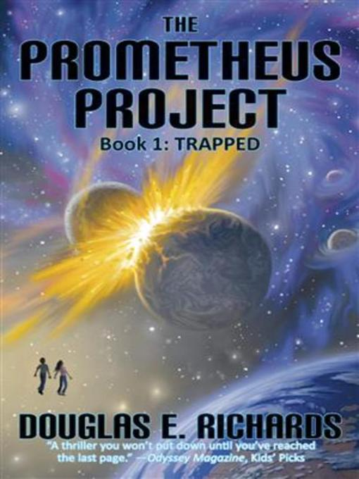 Title details for Trapped by Douglas E. Richards - Available