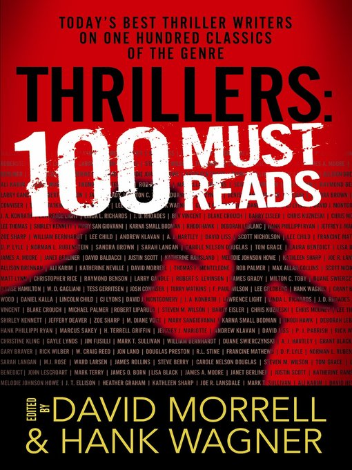 Title details for Thrillers by David Morrell - Available