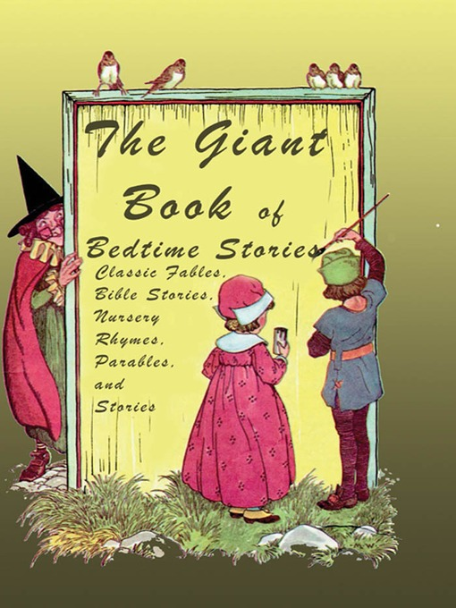 Le Details For The Giant Book Of Bedtime Stories By William Roetzheim Wait List