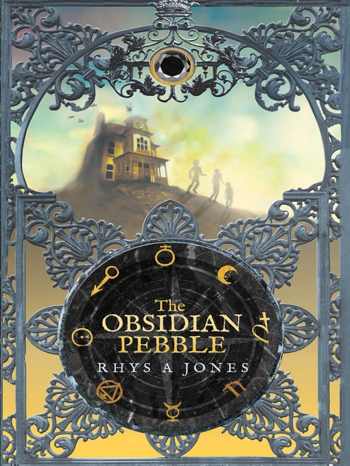 Title details for Obsidian Pebble by Rhys Jones - Available