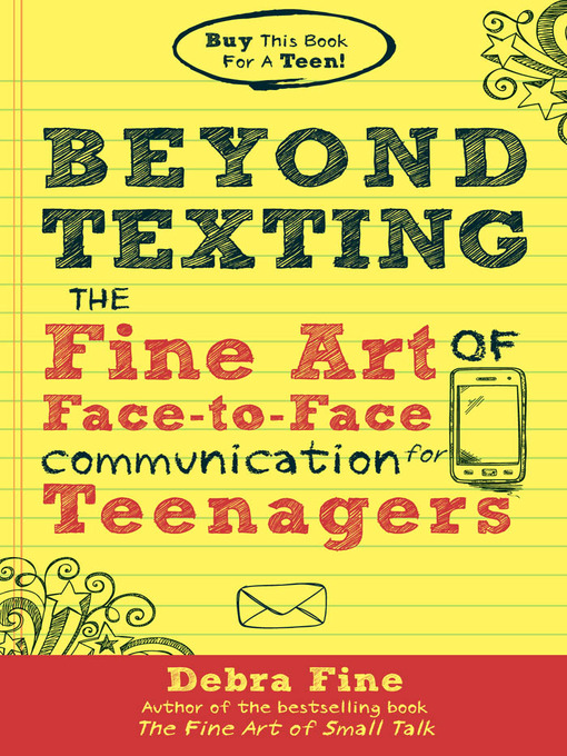 Title details for Beyond Texting by Debra Fine - Available