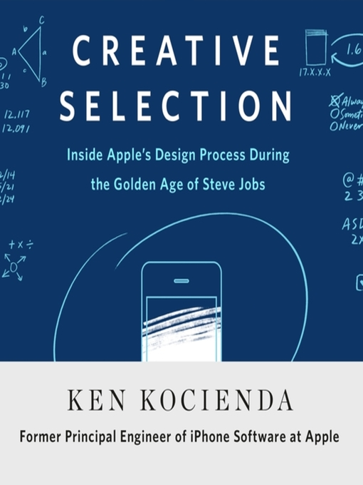 Title details for Creative Selection by Ken Kocienda - Available