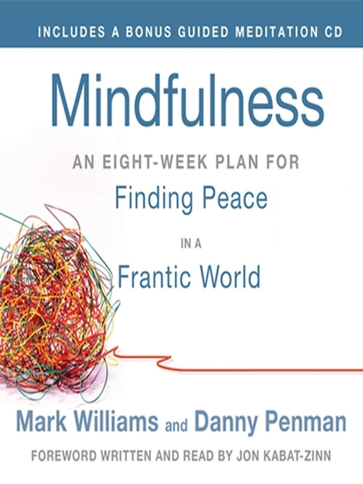 Title details for Mindfulness by Mark Williams - Wait list