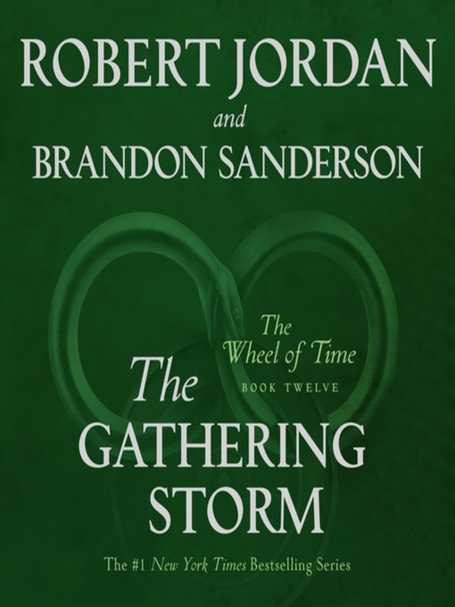 Title details for The Gathering Storm by Robert Jordan - Wait list