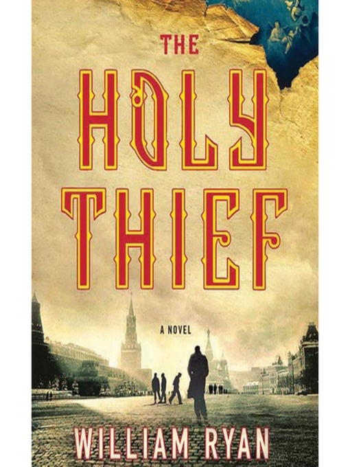 Title details for The Holy Thief by William Ryan - Wait list