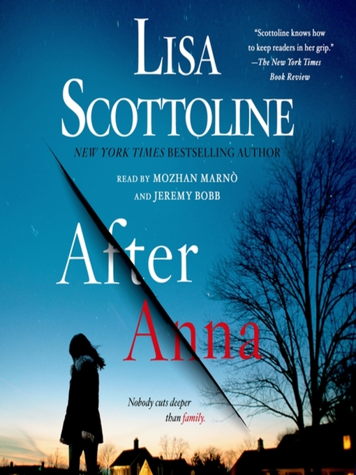 Title details for After Anna by Lisa Scottoline - Wait list