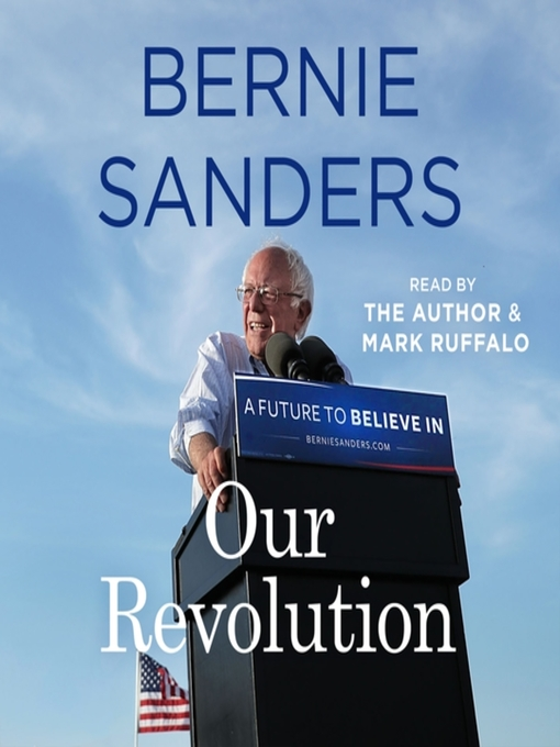 Cover image for Our Revolution