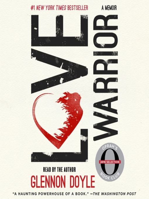 Title details for Love Warrior by Glennon Doyle Melton - Wait list