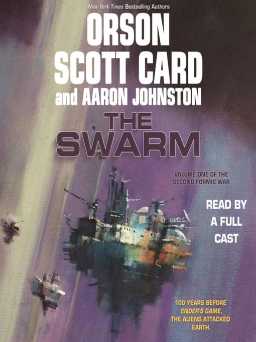 Title details for The Swarm by Orson Scott Card - Wait list