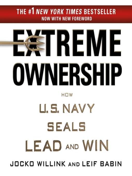 Title details for Extreme Ownership by Jocko Willink - Wait list