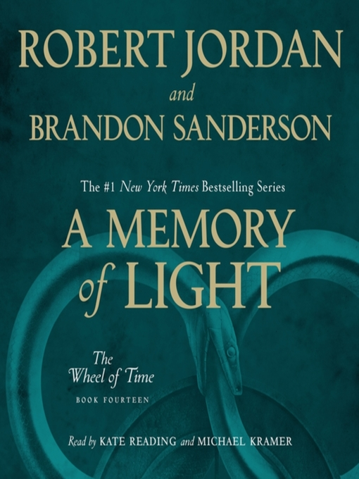 Title details for A Memory of Light by Robert Jordan - Wait list
