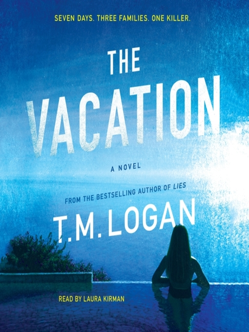 Title details for The Vacation by T. M. Logan - Wait list
