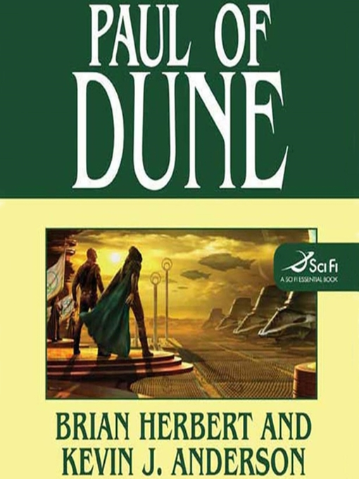 Title details for Paul of Dune by Brian Herbert - Available