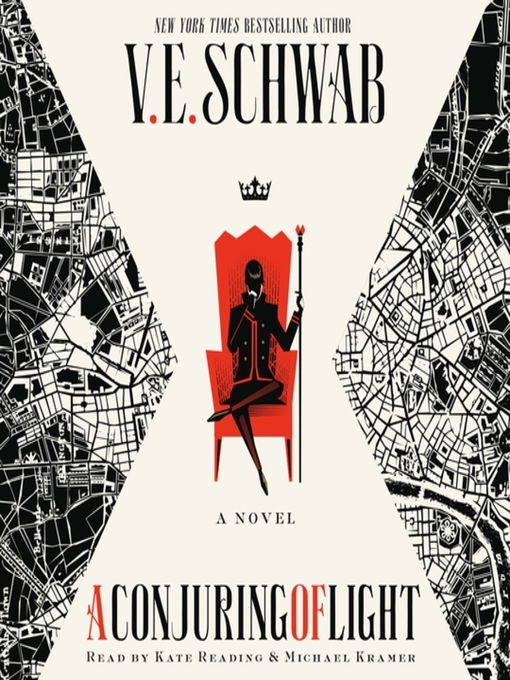 Title details for A Conjuring of Light by V. E. Schwab - Wait list