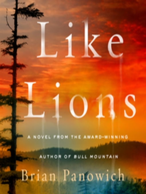 Title details for Like Lions by Brian Panowich - Wait list