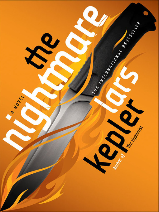 Title details for The Nightmare by Lars Kepler - Available