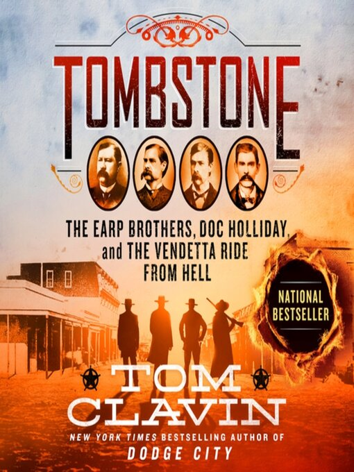 Title details for Tombstone by Tom Clavin - Wait list