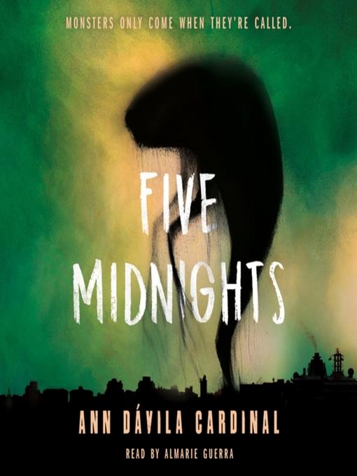 Title details for Five Midnights by Ann Dávila Cardinal - Wait list