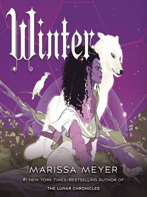 Title details for Winter by Marissa Meyer - Wait list