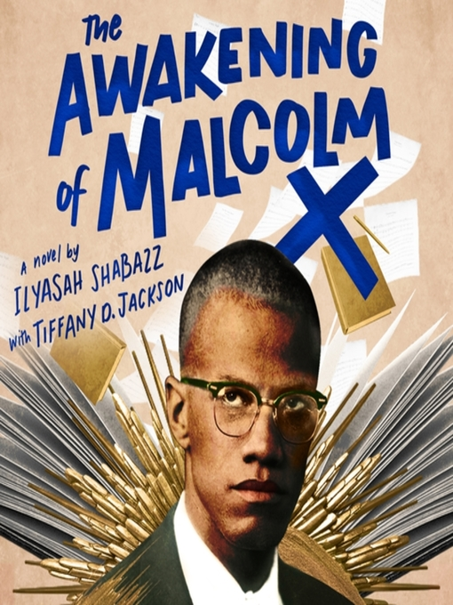 Title details for The Awakening of Malcolm X by Ilyasah Shabazz - Wait list