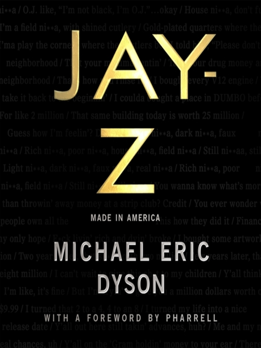 Title details for JAY-Z by Michael Eric Dyson - Wait list