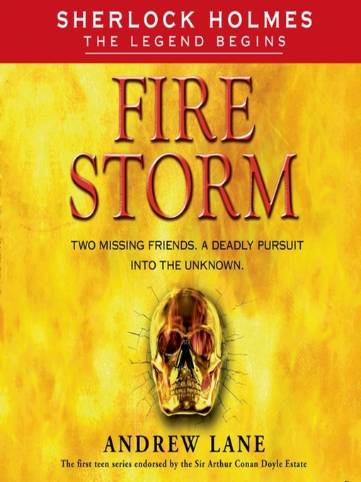 Title details for Fire Storm by Andrew Lane - Available