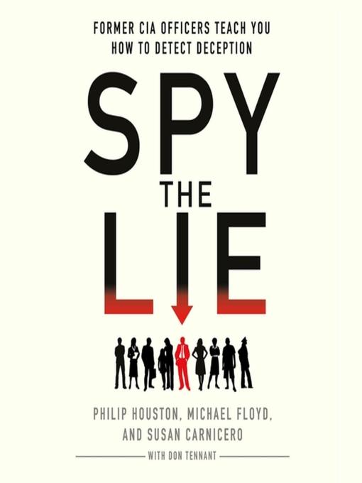 Title details for Spy the Lie by Philip Houston - Wait list