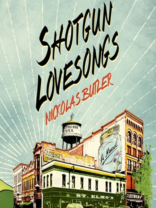 Cover of Shotgun Lovesongs