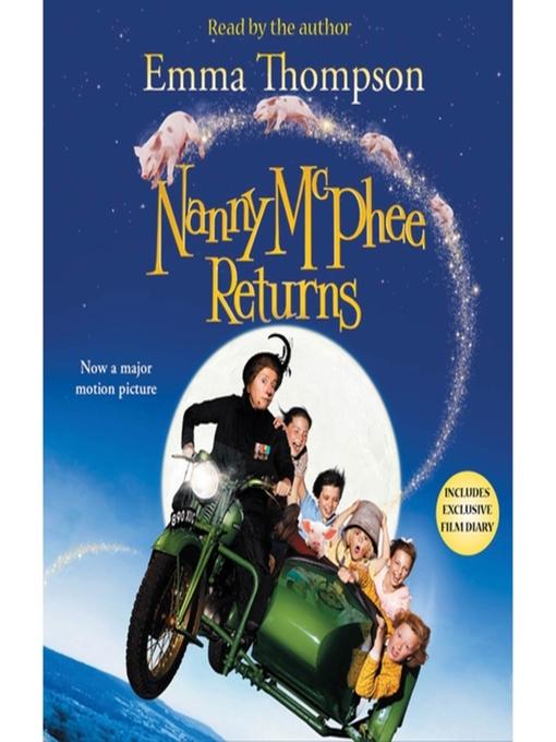 Title details for Nanny McPhee Returns by Emma Thompson - Wait list
