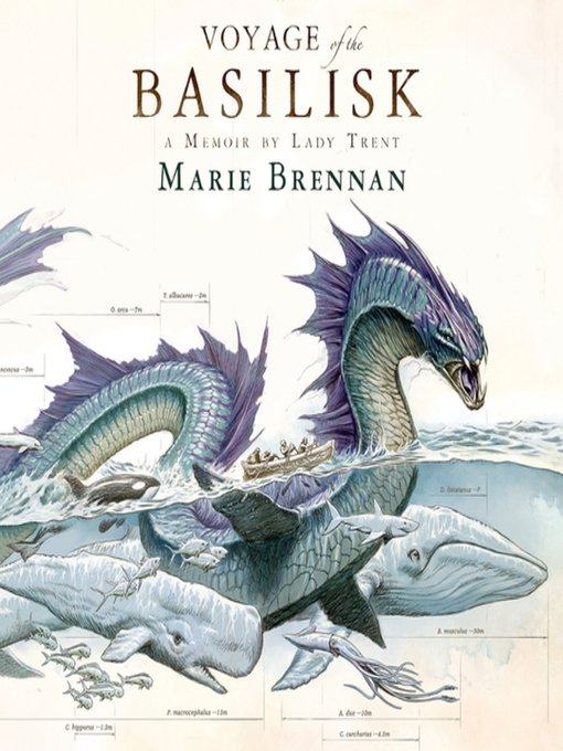 Cover of The Voyage of the Basilisk