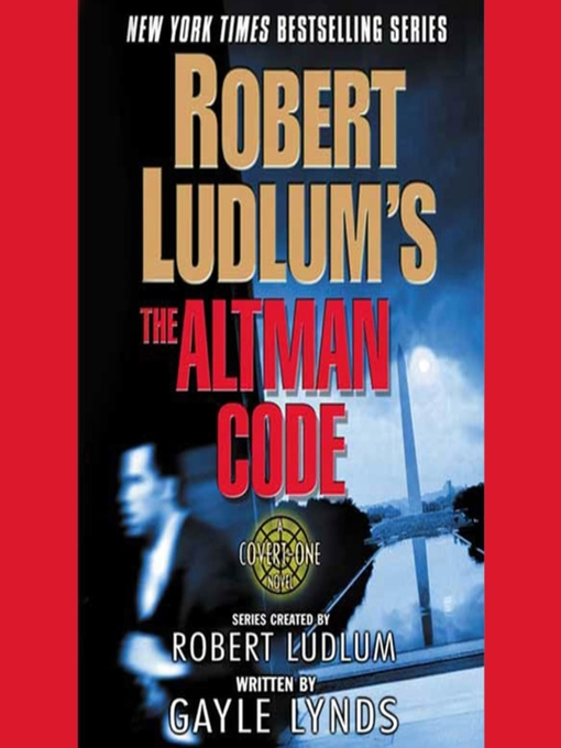 Title details for The Altman Code by Robert Ludlum - Wait list