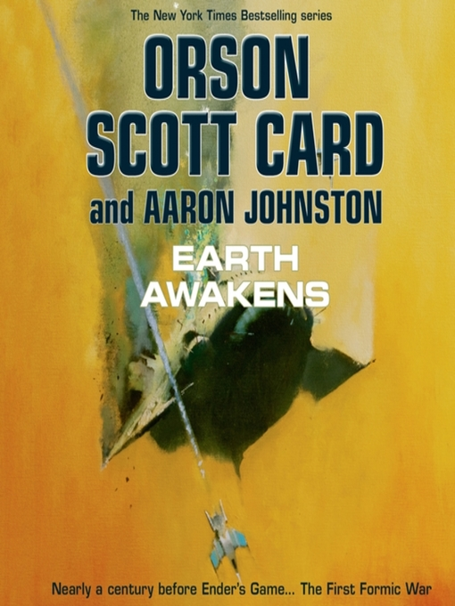 Title details for Earth Awakens by Orson Scott Card - Wait list