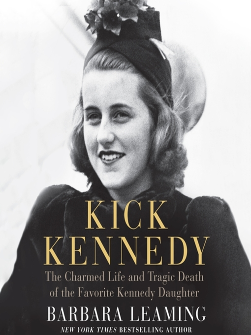 Cover of Kick Kennedy