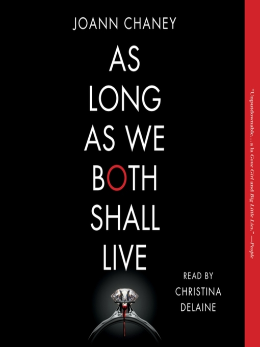 Title details for As Long as We Both Shall Live by JoAnn Chaney - Wait list