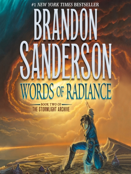 Title details for Words of Radiance by Brandon Sanderson - Wait list