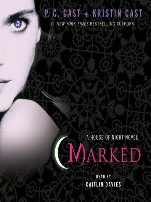 Title details for Marked by P. C. Cast - Wait list