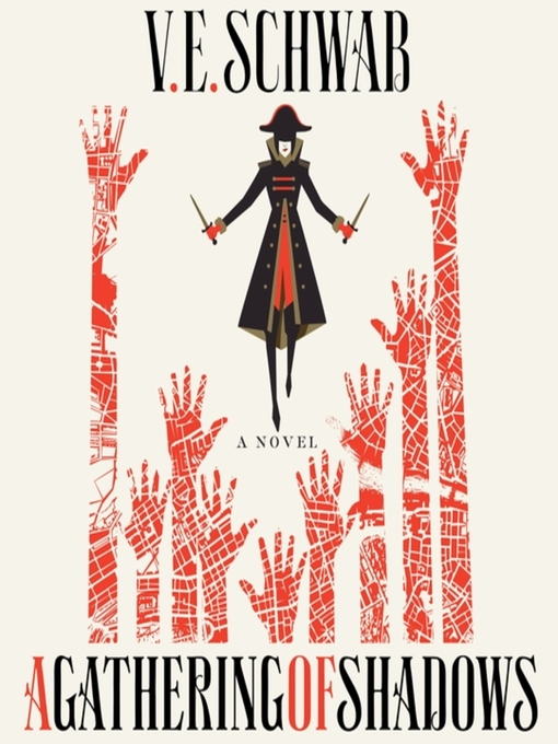 Title details for A Gathering of Shadows by V. E. Schwab - Wait list