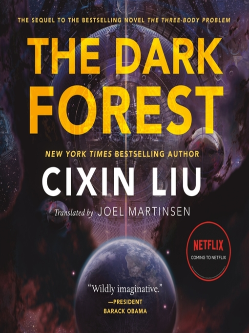 Title details for The Dark Forest by Cixin Liu - Wait list