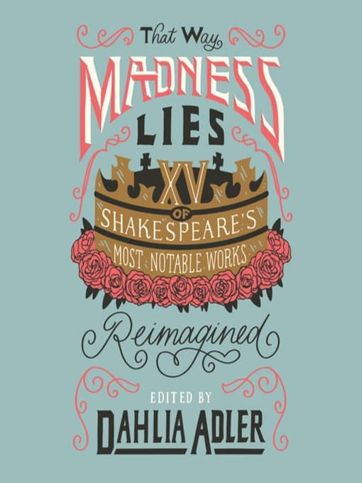 Title details for That Way Madness Lies by Dahlia Adler - Available