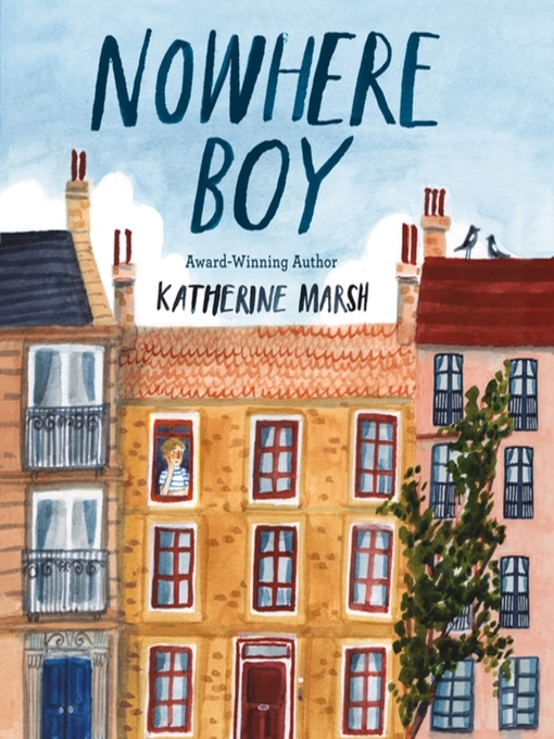 Title details for Nowhere Boy by Katherine Marsh - Wait list