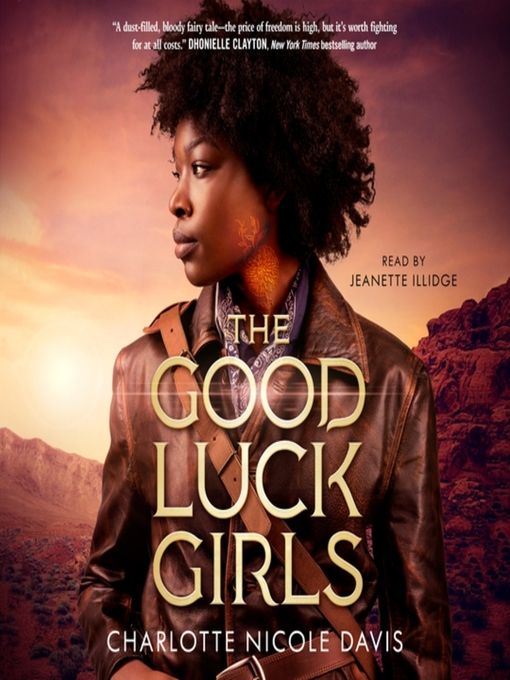 Cover of The Good Luck Girls