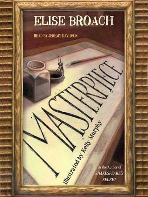 Cover of Masterpiece