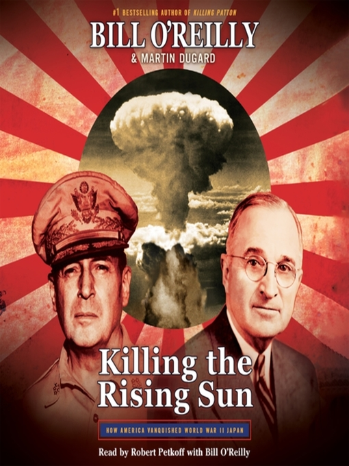 Cover of Killing the Rising Sun
