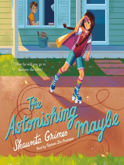 Title details for The Astonishing Maybe by Shaunta Grimes - Wait list