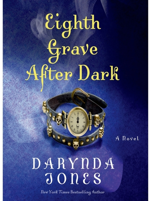 Cover of Eighth Grave After Dark