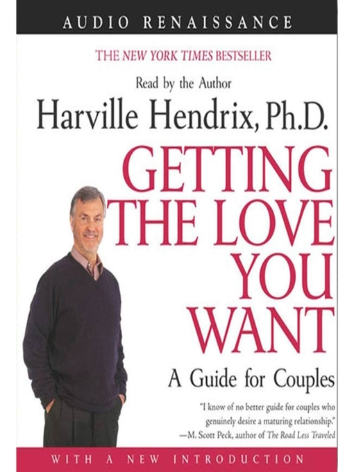 Title details for Getting the Love You Want by Harville Hendrix, Ph.D. - Wait list