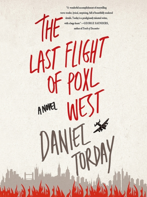 Cover of The Last Flight of Poxl West