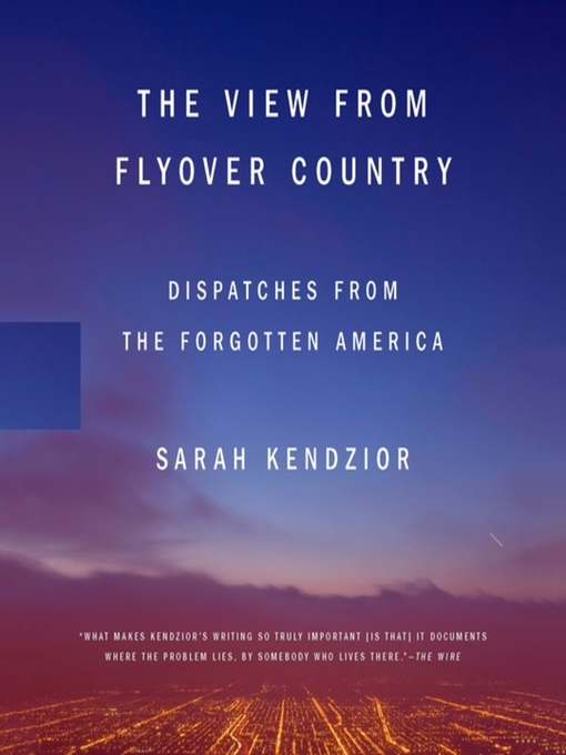 Cover of The View from Flyover Country