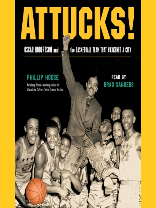 Title details for Attucks! by Phillip Hoose - Available